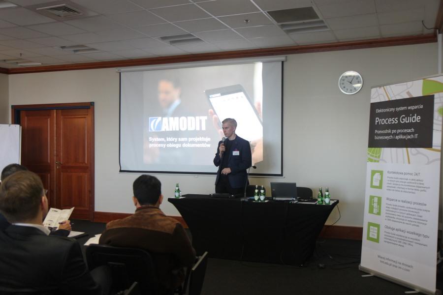AMODIT na BPM Trends Conference