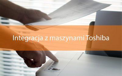 Integracja AMODIT z maszynami Toshiba