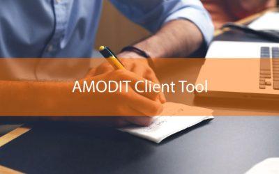 Funkcjonalności: AMODIT Client Tool