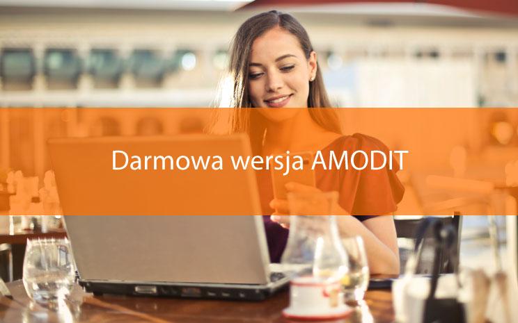 Darmowa wersja AMODIT